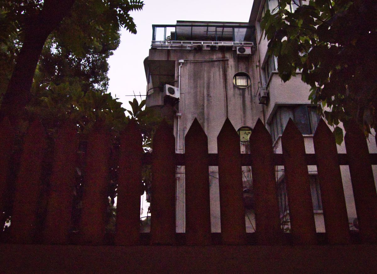 brutalism in French concession